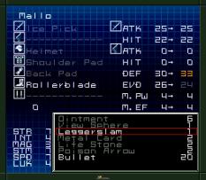 Shin Megami Tensei If SNES 022