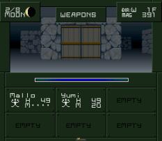 Shin Megami Tensei If SNES 032