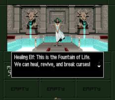 Shin Megami Tensei If SNES 044
