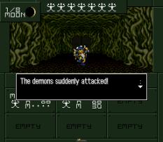 Shin Megami Tensei If SNES 066