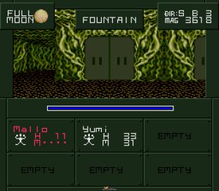 Shin Megami Tensei If SNES 089