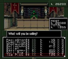Shin Megami Tensei If SNES 120