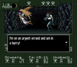 Shin Megami Tensei If SNES 122