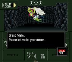 Shin Megami Tensei If SNES 142