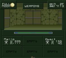 Shin Megami Tensei If SNES 164
