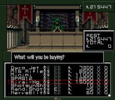 Shin Megami Tensei If SNES 165