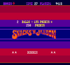 Snacks N Jaxson Arcade 21
