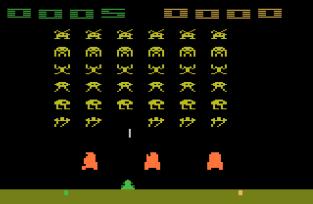 Space Invaders Atari 2600 01