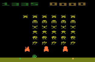 Space Invaders Atari 2600 09