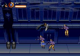 The Adventures of Batman and Robin Megadrive 012