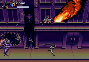 The Adventures of Batman and Robin Megadrive 020