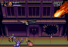 The Adventures of Batman and Robin Megadrive 022