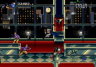 The Adventures of Batman and Robin Megadrive 034