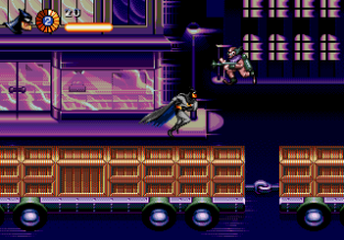The Adventures of Batman and Robin Megadrive 056
