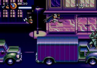 The Adventures of Batman and Robin Megadrive 064
