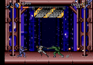 The Adventures of Batman and Robin Megadrive 078