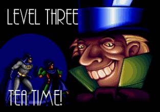 The Adventures of Batman and Robin Megadrive 111