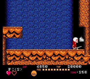 Toki NES 009
