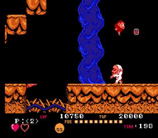 Toki NES 020
