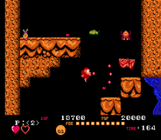 Toki NES 022