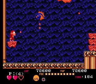 Toki NES 086