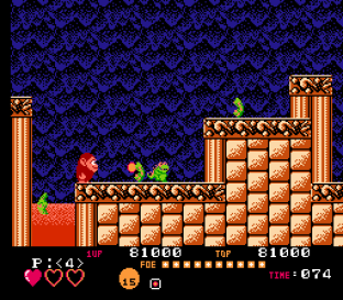 Toki NES 097
