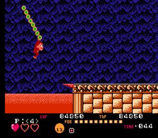 Toki NES 100