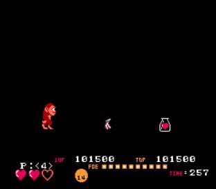 Toki NES 108