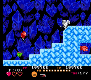 Toki NES 122