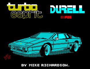 Turbo Esprit Spectrum 01