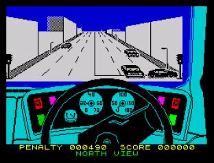 Turbo Esprit Spectrum 64