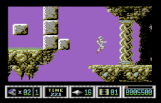 Turrican 2 C64 032