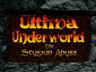 Ultima Underworld PS1 001