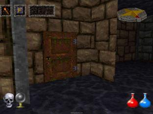 Ultima Underworld PS1 009