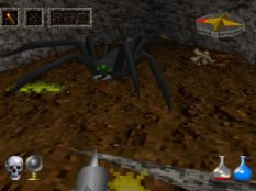 Ultima Underworld PS1 033