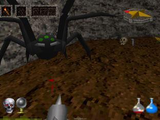 Ultima Underworld PS1 034