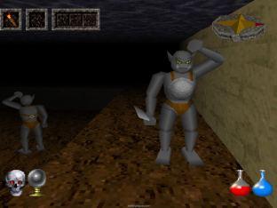 Ultima Underworld PS1 045