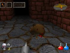 Ultima Underworld PS1 055