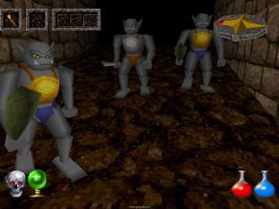 Ultima Underworld PS1 078