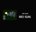 Metal Gear 2 - Solid Snake MSX 002
