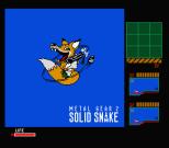 Metal Gear 2 - Solid Snake MSX 006
