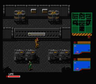 Metal Gear 2 - Solid Snake MSX 009