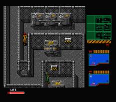 Metal Gear 2 - Solid Snake MSX 010