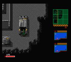 Metal Gear 2 - Solid Snake MSX 011
