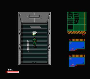 Metal Gear 2 - Solid Snake MSX 012