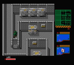 Metal Gear 2 - Solid Snake MSX 020
