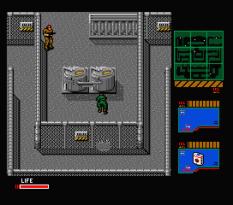 Metal Gear 2 - Solid Snake MSX 021