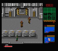 Metal Gear 2 - Solid Snake MSX 022