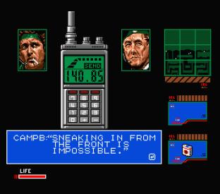 Metal Gear 2 - Solid Snake MSX 023