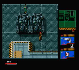 Metal Gear 2 - Solid Snake MSX 031